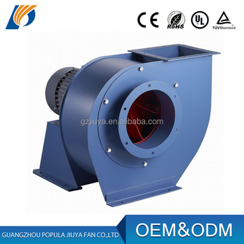 Hot Sale Industrial Low Noise mini / Small Centrifugal fan