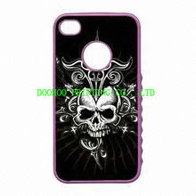 3d sublimation mobile phone case printing
