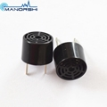 40khz 25mm 16mm emitter ultrasonic sensor for road sweeper