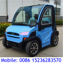 China Electric Mini Cars passed CE Certification / Small Cars / Golf Carts