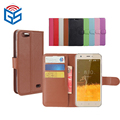 Wholesale phone accessories for blackview a7 leather flip case cover with card holder