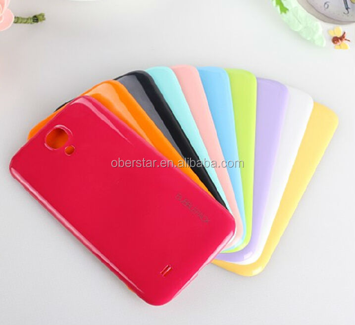 for Samsung Galaxy S4 i9500 Colourful Shell Hard replacement battery cover replace Back Case