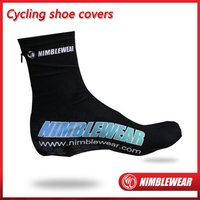 Custom compression hot sale Cyclign shoe covers/Booties