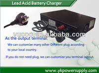 12V 30A Auto Electric Golf Car Battery Charger