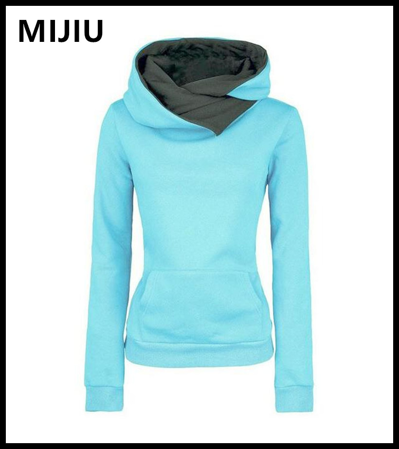 Europe and the United States fashion lapel hooded personality sweater primer shirt