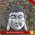 Buddha head design wall art garden decoration