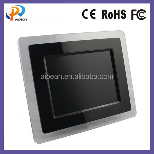 mini lcd video screen 8 inch mp3 mp4 down load lcd screen usb contact