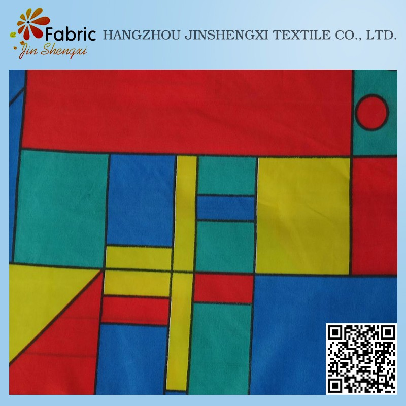 Hot selling smooth handfeeling polyester microfiber fabric