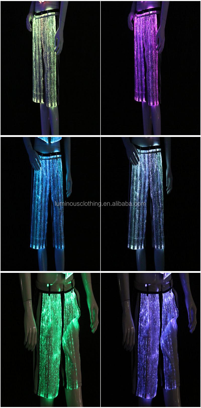 disco pants for men led light up clothes stage wear led man shorts pants buy disco pants stage. Black Bedroom Furniture Sets. Home Design Ideas
