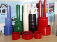 PE(Polyethylene) / Epoxy Coated Steel Plastic Composite Pipe / Polyethylene-lined Steel Plastic Composite Pipe