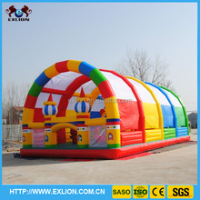 [2016 Hot sale ]2016 Hottest !!inflatable castle inflatable jumping castle inflatable bouncy castle with water slide