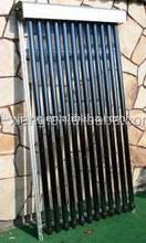 Heat Pipe solar water heater Collector swimming pool roof