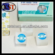 high quality 96%pure camphor tablets