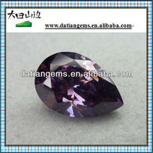 hot business!!!pear cut of zambia amethyst rough