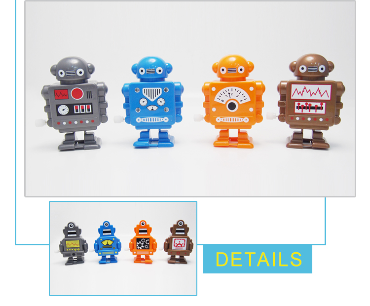 online shopping plastic toy walking wind up robot for sale