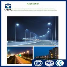 led lighting pole 2-arm street light pole solar street light poles modern