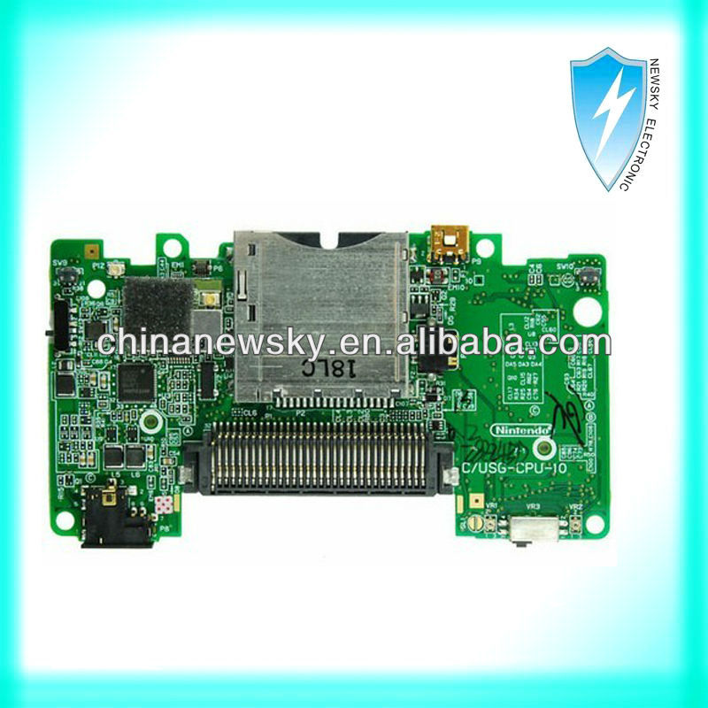 For NDS Lite Motherboard mainboard Video game repair parts