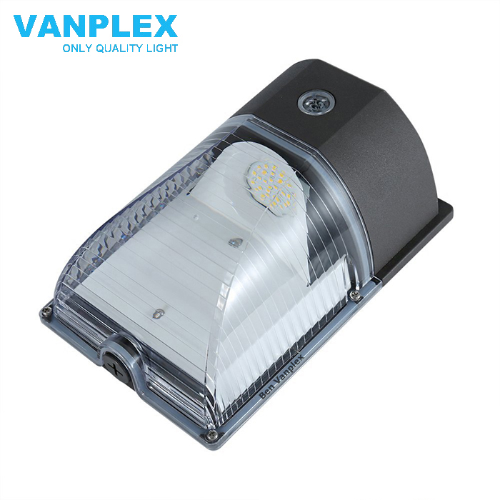 Shenzhen Vanplex 2017 wholesale DLC outdoor mini led wall pack light