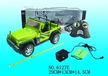 cross-country jeep 1:16 RC car
