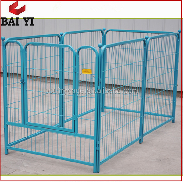 Dogs Chain Link Iron Fence Netting