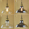 Glass Hanging Vintage Industrial Pendant Lights