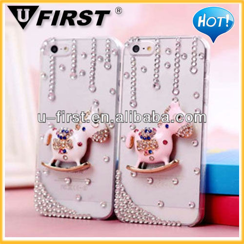Plastic smart phone cases and covers
