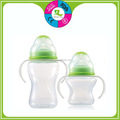 Different sizes silicone Bpa Free Infant Baby Feeding Milk bottles