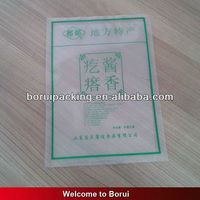 Clothing Use and PA/PE PET/PE Material plastic bedding packaging bag