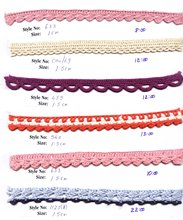 Handmade Crochet lace products