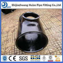 ASTM A234 WPB Carbon Steel tee for water pipe