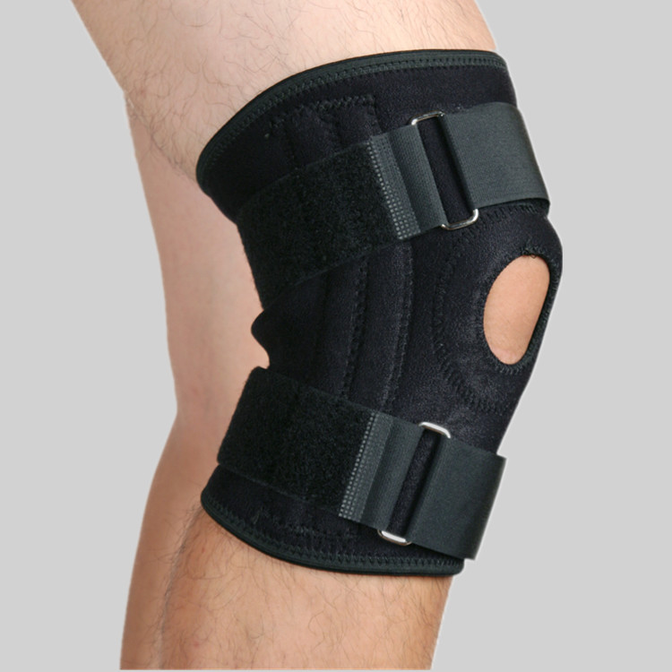 High quality Sports Neoprene Knee Sleeves Protective Support manufacturer with 14 years experience