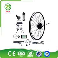 JB 92Q Electric Bike Geared Front