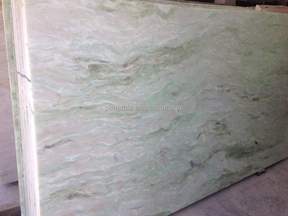 2014 PFM hot sale natural onyx customized stone tub surround