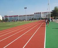 factory price Anti-Aging Durable Rubber track and field stadium outdoor rubber athletic track surface