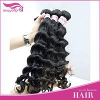 Brazilian Manufature 100% Human Hair Extension Courses