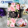 free sample phone case TPU 3D printing flower mobile phone case for iPhone 6
