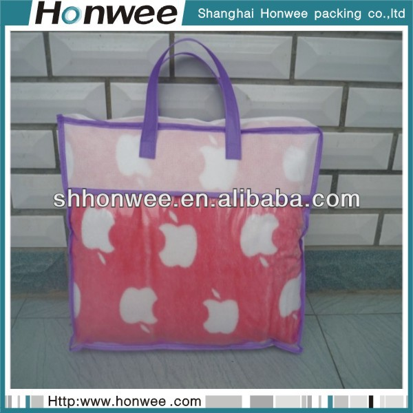 best selling wholesale travel blanket bag