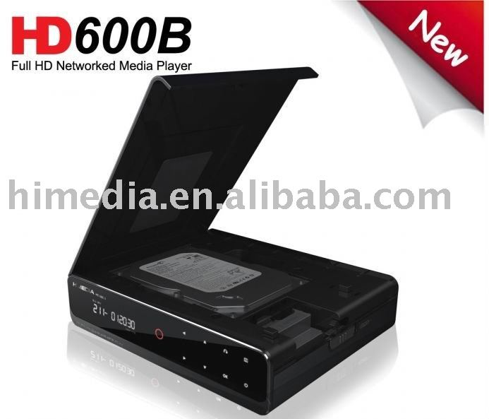 hard disk media player