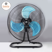 Wholesale 220V 18 Inch Cold Air Fans Industrial Metal Floor Fan