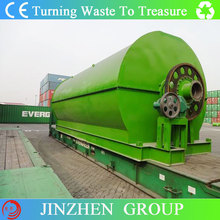 New technology polluttion free oil extracting machine using waste plastic