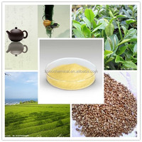 High quality Natural Tea seed extract Tea saponin powder 90%
