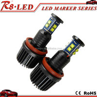 NEW 80W E92 H8 led marker angel eyes cree led bulb for bmw good quality no obd error