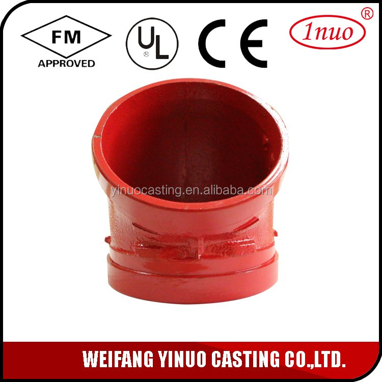 China supplier pipe fitting elbow