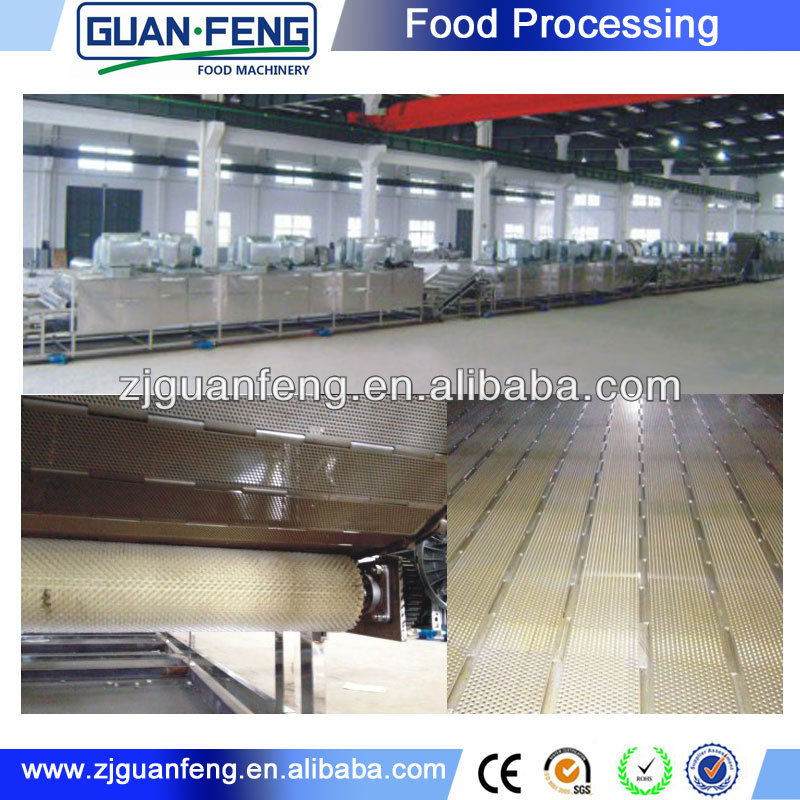 Belt drying machine industry food dryer food dehydrator in food processors
