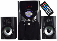 Music 2.1speaker with home theater speaker system