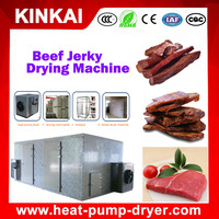 different capacity industrial dried meat/ food processing machine/ beef jerky drying oven for sale