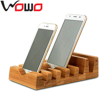 High Quality Wooden Holder Stand For Apple Watch Charger Accessory