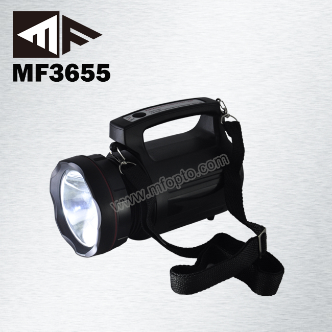 Hi Tech New Rechargeable Portable LED Light Search Light For Car