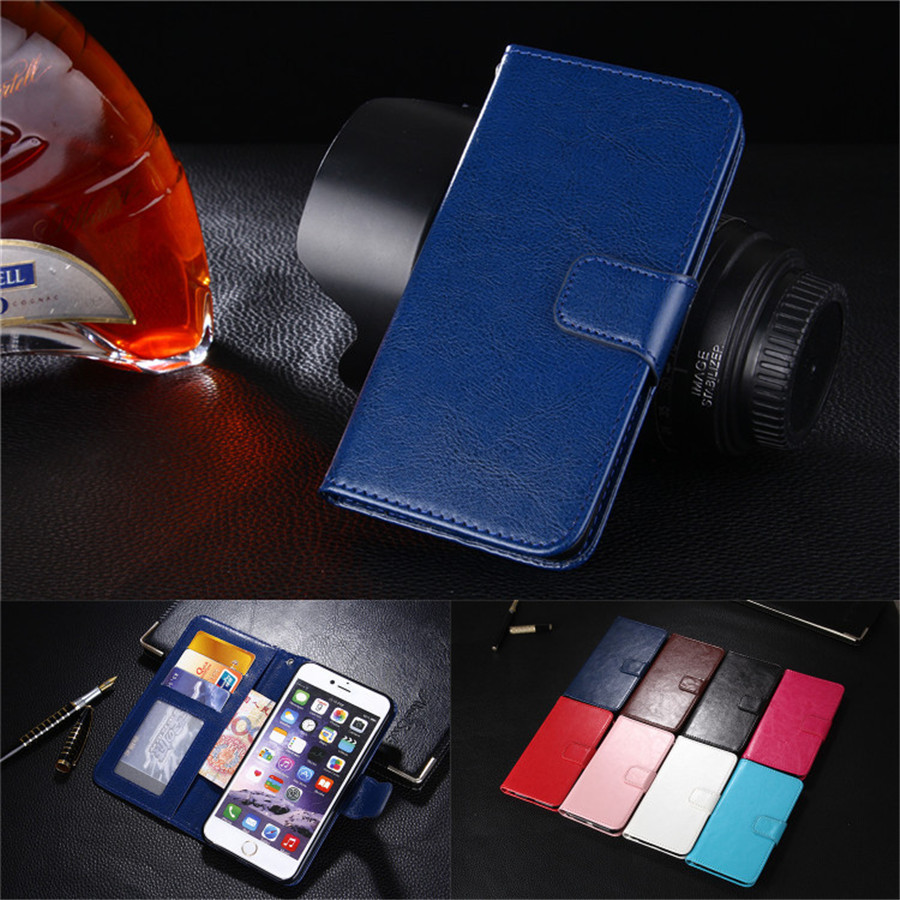 For Samsung Galaxy Note 2 Stand Wallet Cover Hit Color Leather Card Slot Flip Mobile Phone Case For galaxy N7100/E250