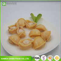 Shellfis Type Canned Abalone Food In